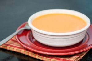Med pass Butternut Squash Soup