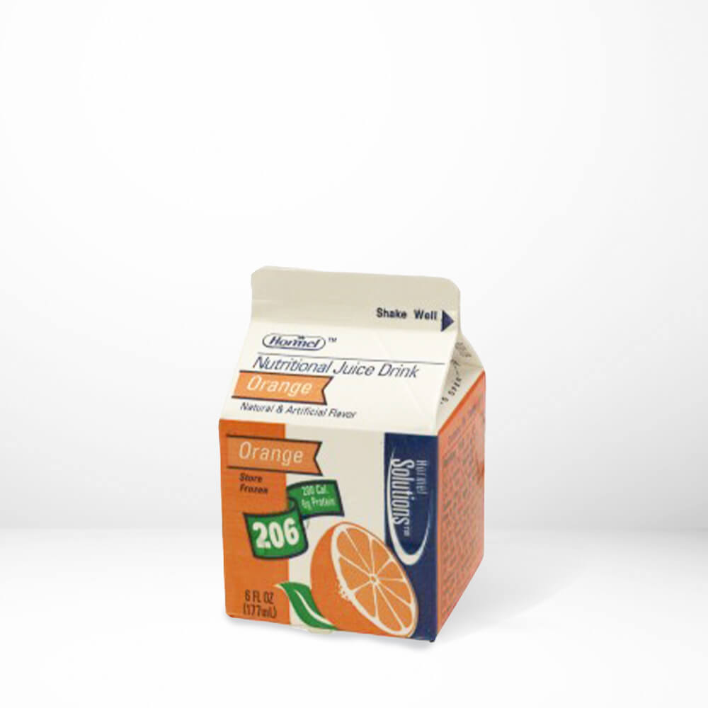 hormel health labs hormel solutions 206 juice orange flavor