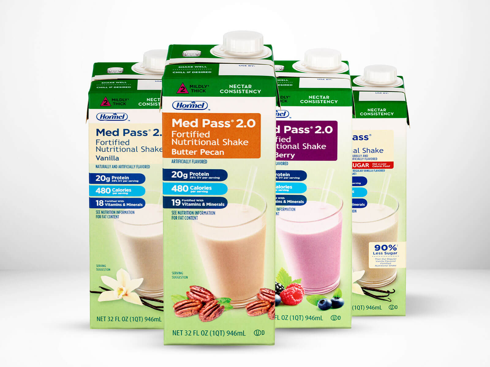 07f88ee37e Med Pass® Fortified Nutrition Shakes - Hormel Health Labs