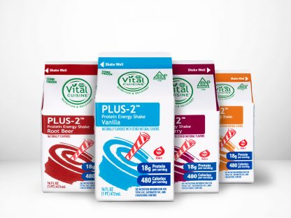 All flavors of Hormel Health Labs Plus-2® protein energy shakes