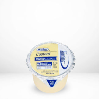 Hormel Health Labs Hormel Solutions Instant Custard in Packaging