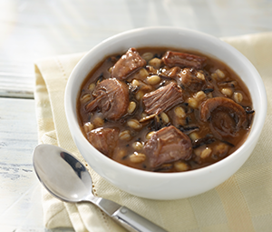 Hormel Vital Cuisine Beef & Mushroom Meal Served