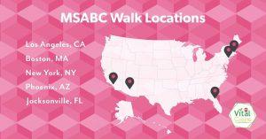 MSABC Walk Map