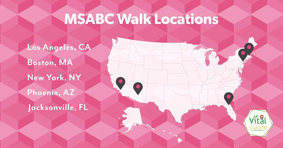 MSABC Walk Map